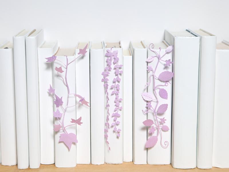 Leaf/lavender